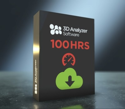 100 Recharge Analyzer Hours