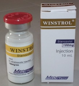 Winstrol Stanozolol 10Ml/100mg (Meditech Germany)