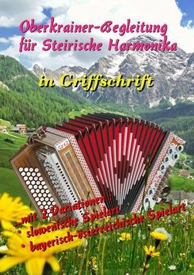 Oberkrainer-Begleitung kostenlose Noten für Steirische Harmonika (Polka)