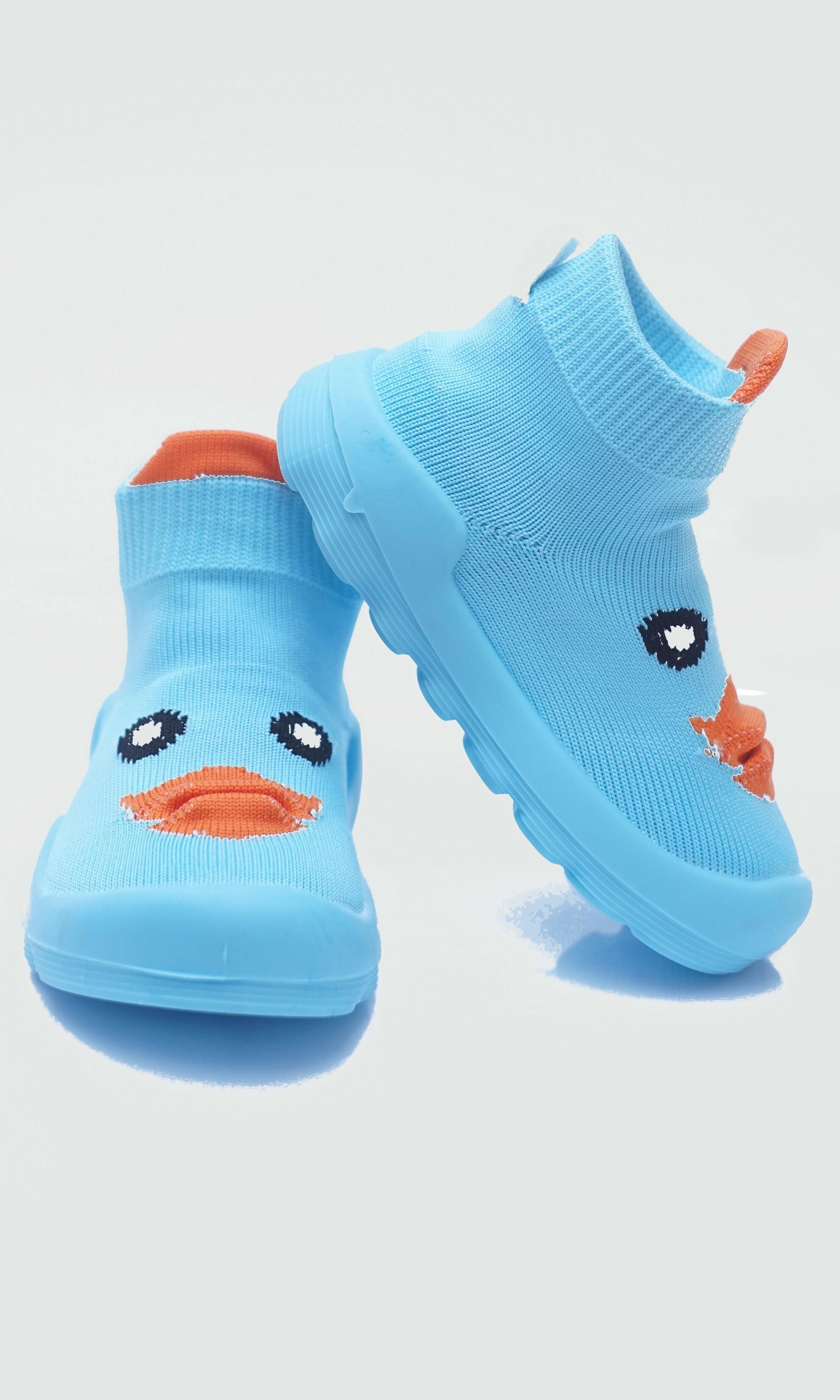Детские текстильные ботинки
