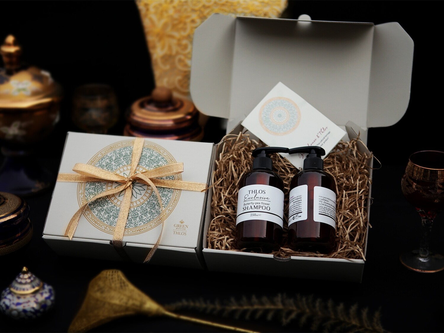 Herbal Skin Care Set NO. 2