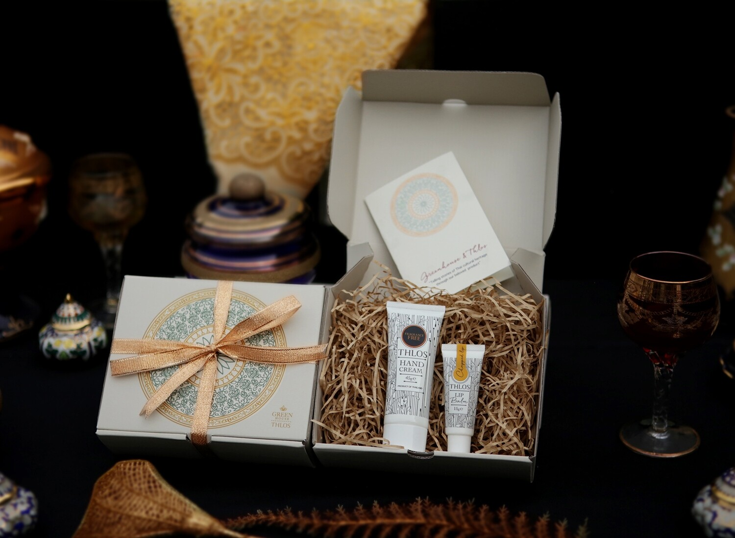 THLOS Aroma Therapy Gift Set NO. 1