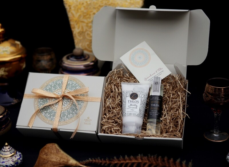 THLOS Aroma Therapy Gift Set NO. 4