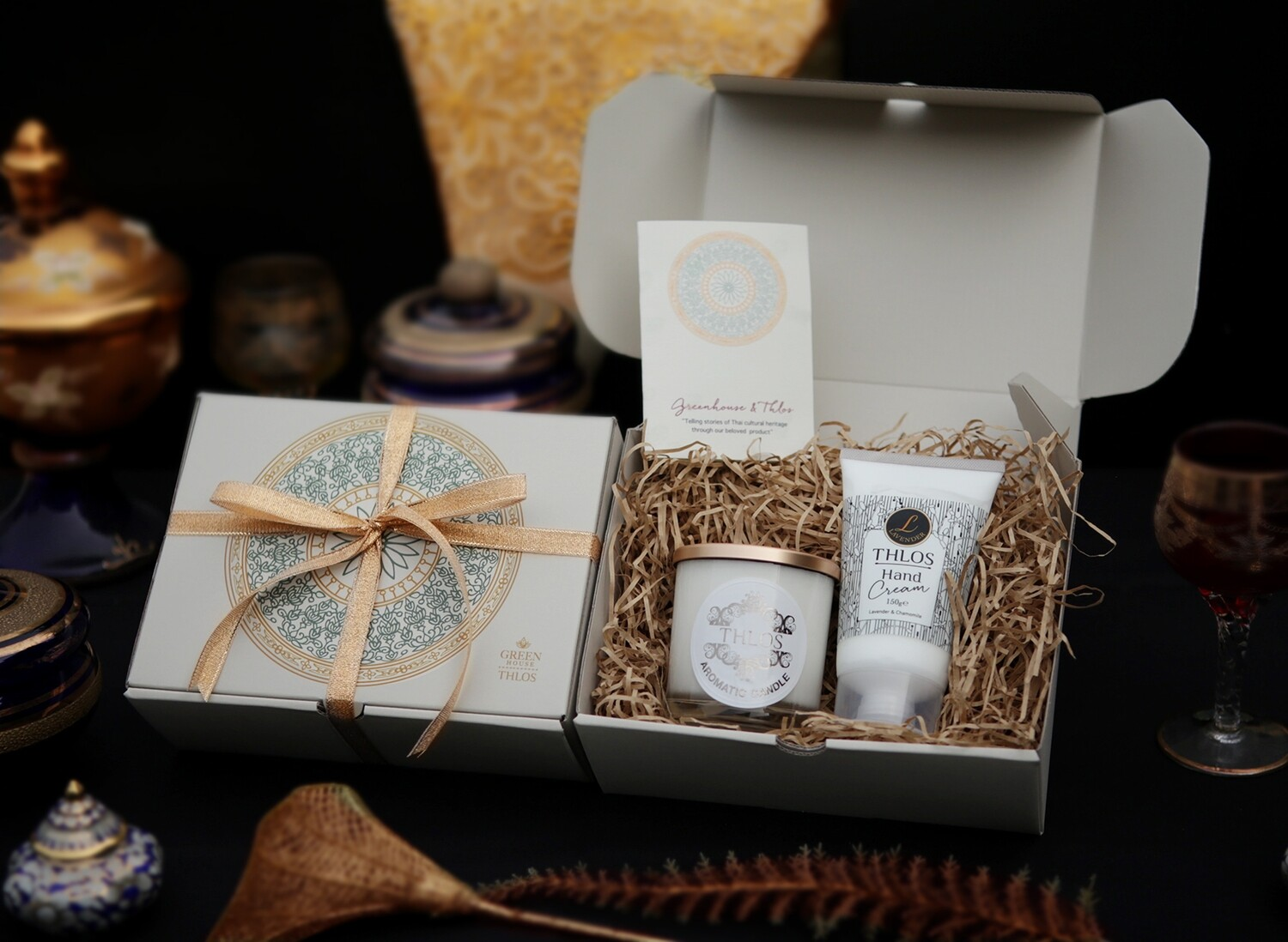 THLOS Aroma Therapy Gift Set NO. 5
