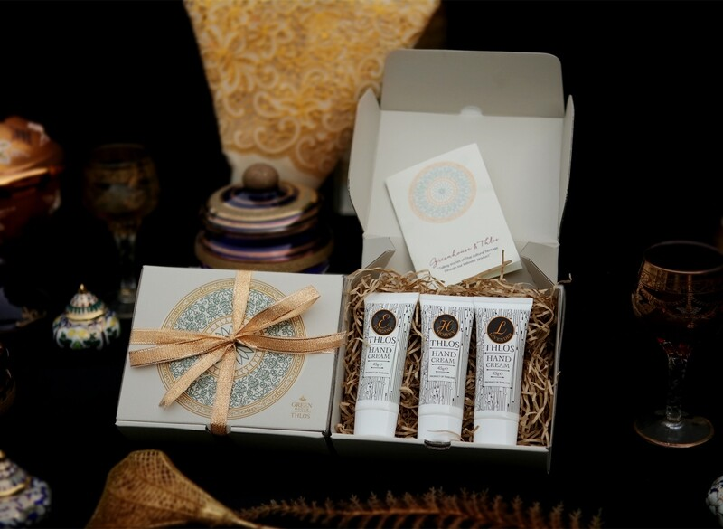 THLOS Aroma Therapy Gift Set NO. 2