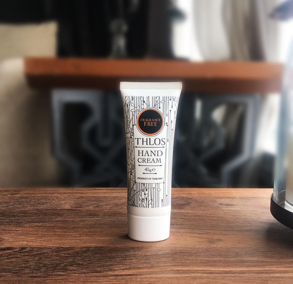 Fragrance-Free  Hand Cream