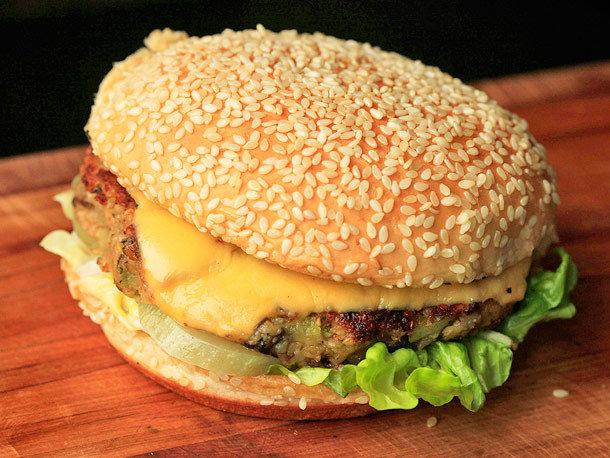 Quinua Burger -  Qibu BT001