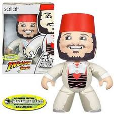 Mighty Muggs Indiana Jones Sallah