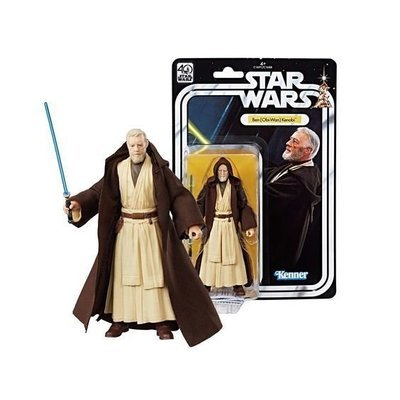Obi Wan Kenobi 6 inch 40th anniversary