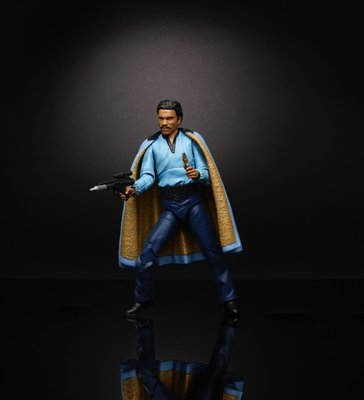 Lando Calrissian 6 inch black series