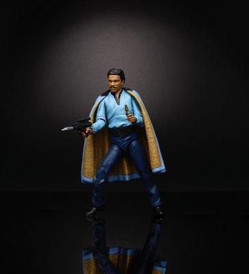 Lando Calrissian 6 inch black series