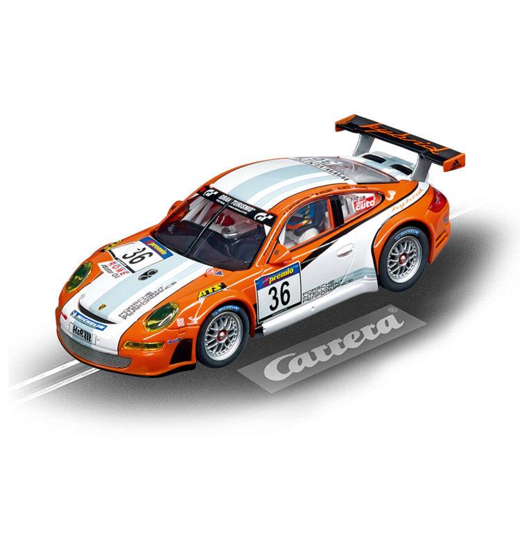 "Carrera digital Porsche gt3 rsr ""hybrid, no.36"", vln 2011"