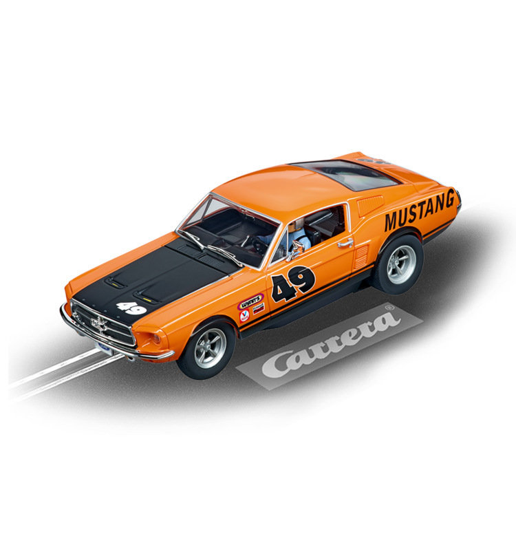 "Carrera digital 30722 ford mustang gt ""no.49"""
