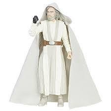 Luke Skywalker Jedi Master 6""