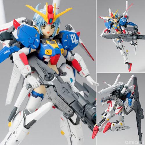 Ms Girl S-Gundam