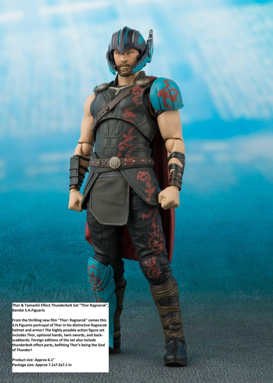 "S.H.figuarts Thor ""Ragnarok"""