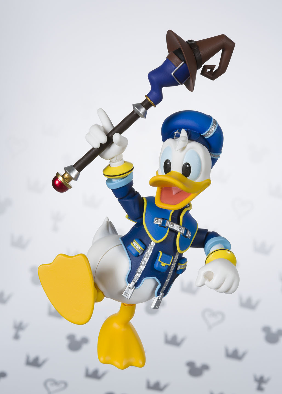 """Donald """"Kingdom Hearts II"""", Bandai S.H.Figuarts"""