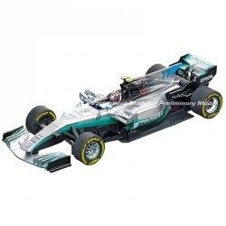 "Carrera 30841 Mercedes-Benz F1 W08 ""V.Botters, No.77"", Digital 132 w/Lights....NEW 2018 SHIPPING DATES TO FOLLOW"