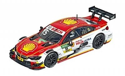 """Carrera 30856 BMW M4 DTM """"A. Farfus, No.15"""", Digital 132 w/Lights....NEW FOR 2018 SHIPPING DATES TO FOLLOW"""
