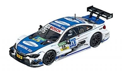 "Carrera 30835 BMW M4 DTM ""M. Martin, No.36"", Digital 132 w/Lights....NEW FOR 2018 SHIPPING DATES TO FOLLOW"
