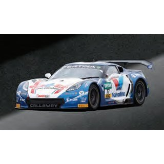 "PRE-ORDER Carrera 23860 Chevrolet Corvette C7.R Callaway Competition ""No. 77"", Digital 1/24 w/Lights....NEW 2018 SHIPPING DATES TO FOLLOW"