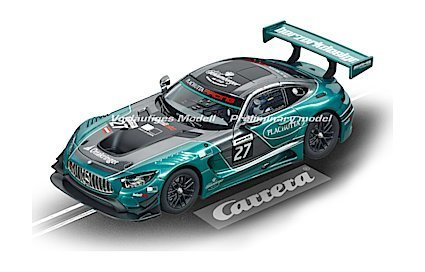 "Carrera 30783 Mercedes-AMG GT3 ""Lechner Racing, No.27"", Digital 132 w/Lights....NEW 2018 SHIPPING DATES TO FOLLOW"