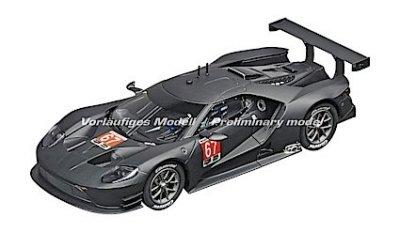 """Carrera 30857 Ford GT Race Car """"No.67"""", Digital 132 w/Lights"""