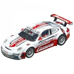 "Carrera 30828 Porsche 911 GT3 RSR Lechner Racing ""Carrera Race Taxi"", Digital 132 w/Lights....NEW 2018 SHIPPING DATES TO FOLLOW"