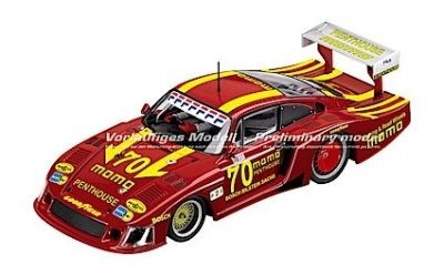 "Carrera 30855 Porsche 935/78 ""Moby Dick"" DRM Norisring 1981, Digital 132 w/Lights....NEW 2018 SHIPPING DATES TO FOLLOW"
