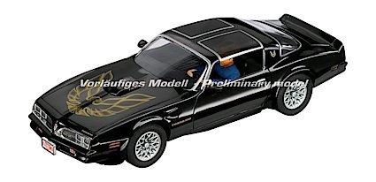 Carrera 30865 Pontiac Firebird Trans AM , Digital 132 w/Lights....NEW 2018 SHIPPING DATES TO FOLLOW