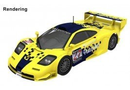 Slot.it McLaren F1 GTR - #27 - FIA GT Donington 1997 SICA10L