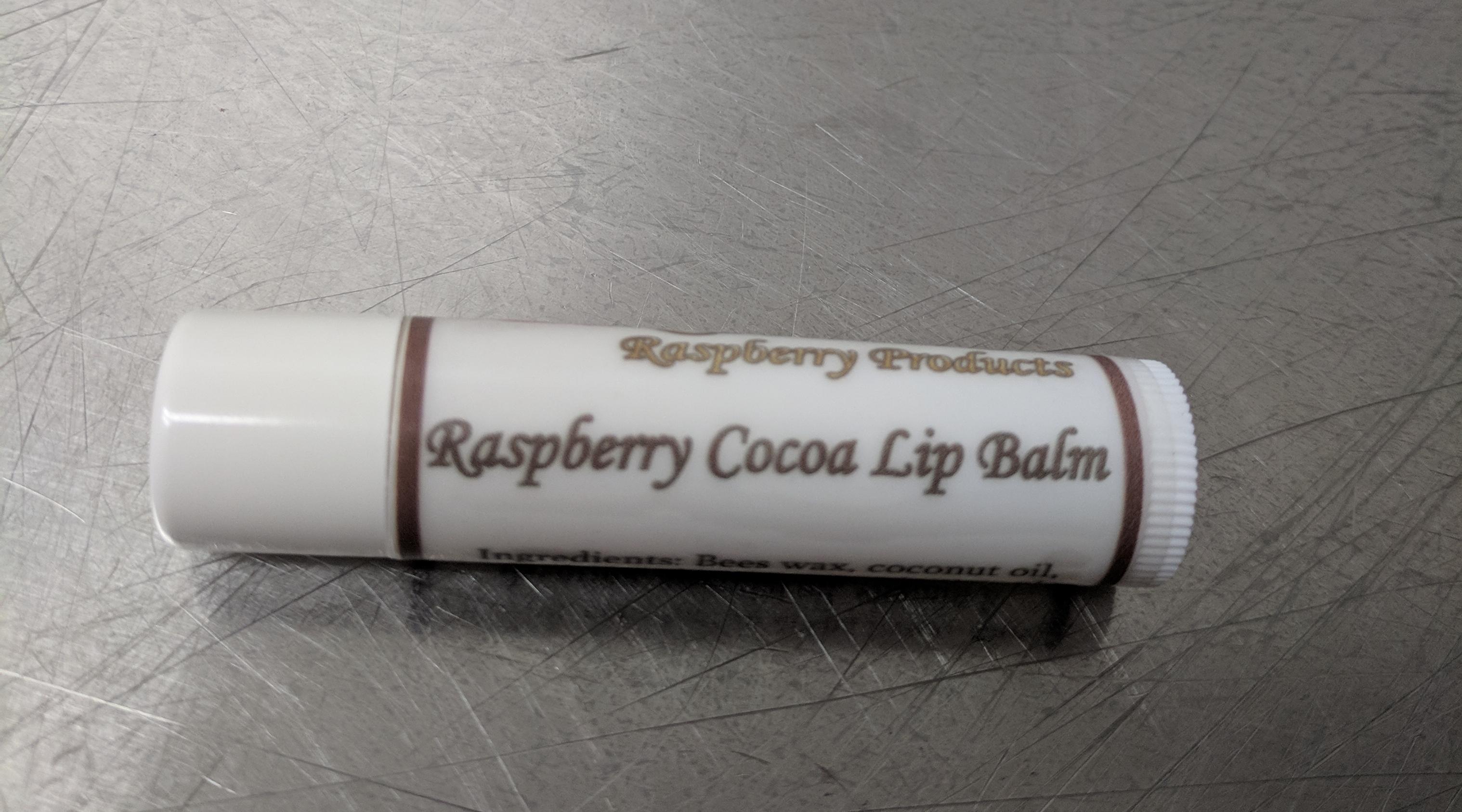 Raspberry Cocoa Lip Balm 8913600031