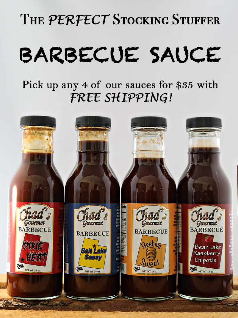 4 BBQ Sauce Special