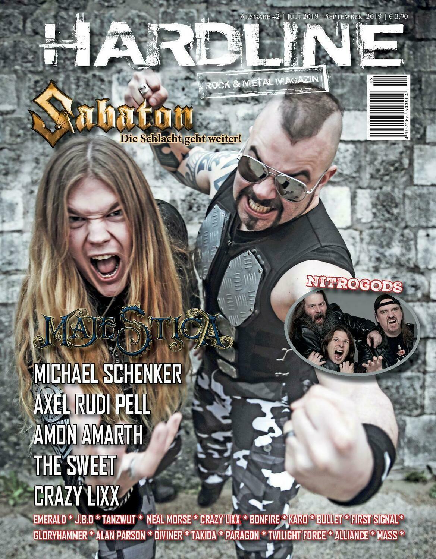 Hardline Magazin Ausgabe 42