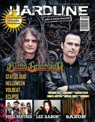 Hardline Magazin Ausgabe 43