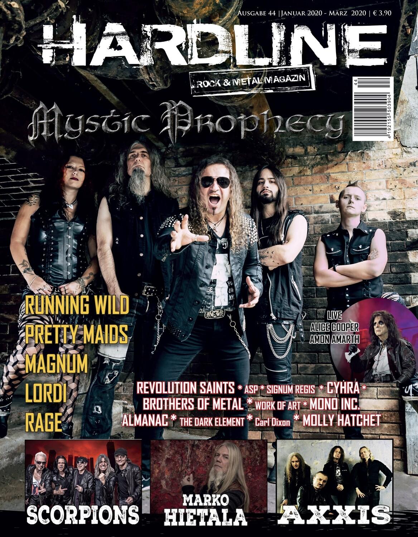 Hardline Magazin Ausgabe 44