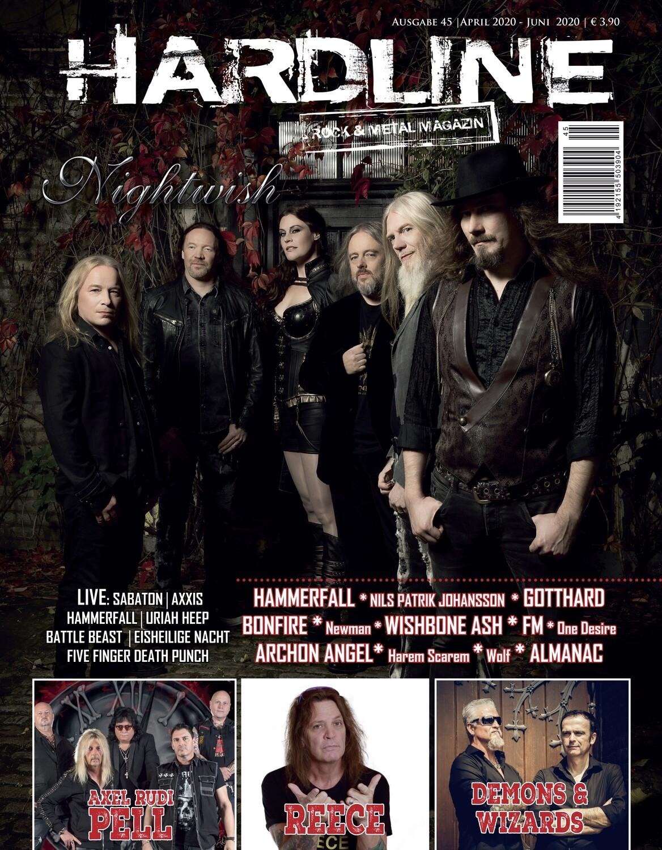 Hardline Magazin Ausgabe 45