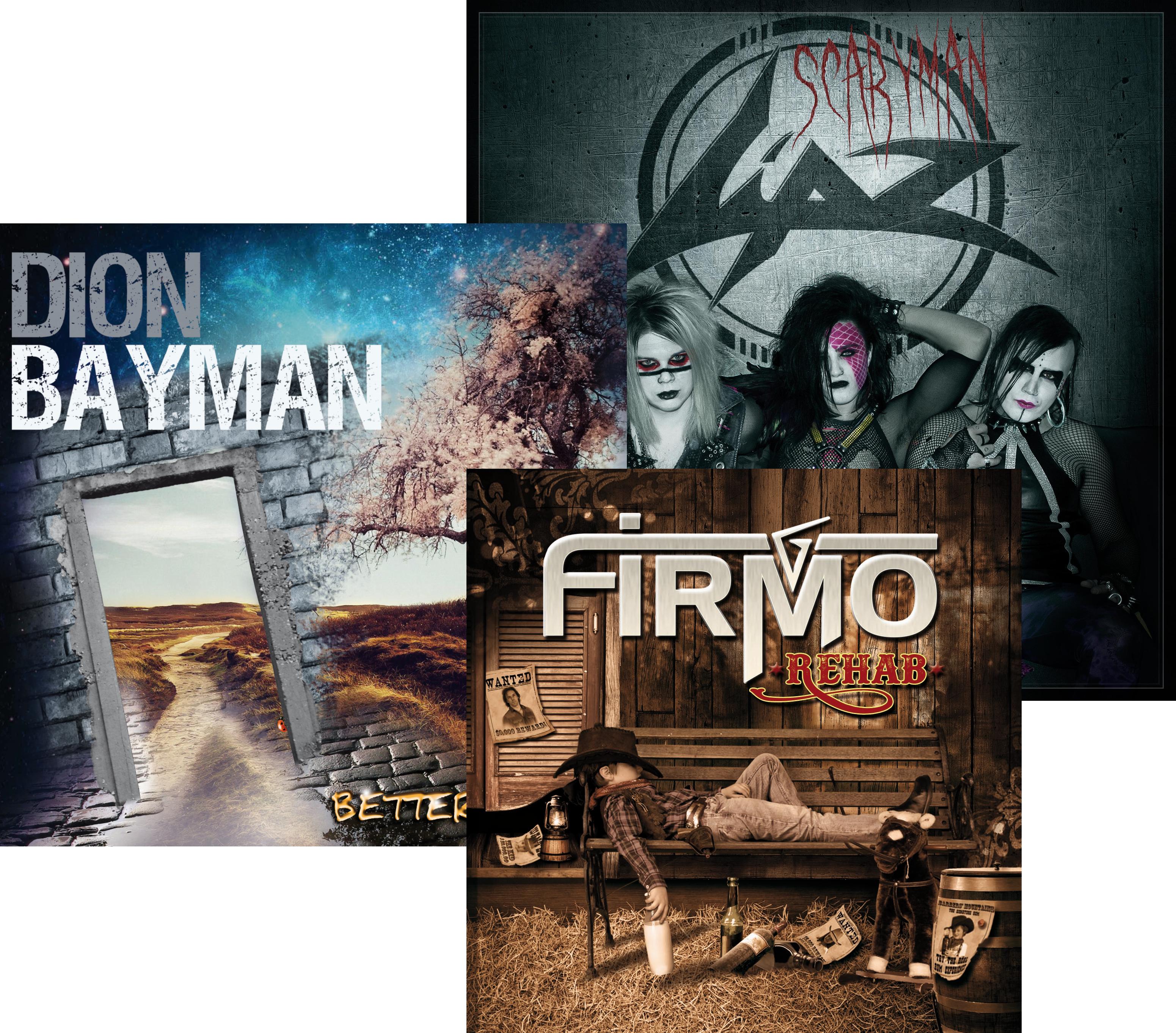 Dion Bayman / LIPZ / FIRMO - Bundle 0000014