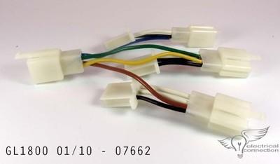 Honda Goldwing GL1800 Wiring