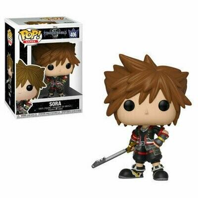 Pop ! Disney 406 - Kingdom Hearts III - Sora
