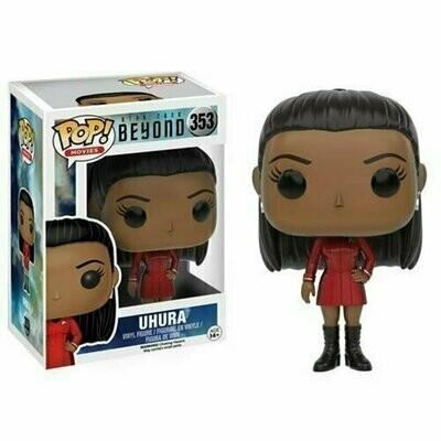 Pop ! Movies 353 - Star Trek Beyond - Uhura (Vaulted)