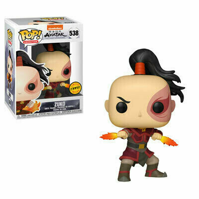 Pop ! Animation 538 - Avatar - Zuko (Chase)