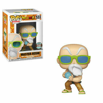 Pop ! Animation 533 - Dragon Ball Super - Master Roshi (Max Power) (Specialty Series)