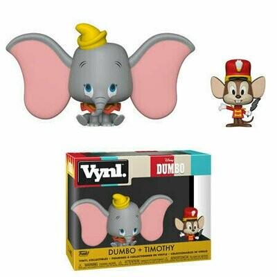 Funko VYNL - Disney - Dumbo & Timothy