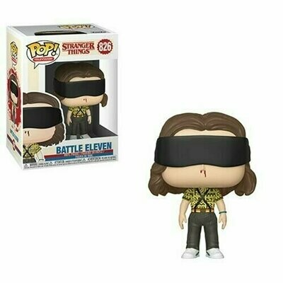PREORDER 2019-10 Pop ! Television 826 - Stranger Things - Battle Eleven