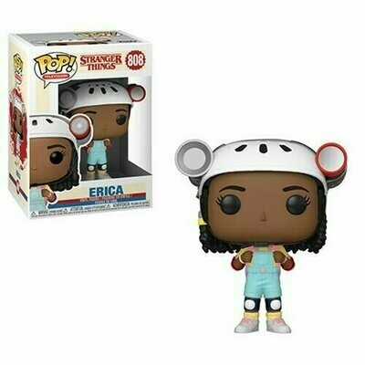 PREORDER 2019-10 Pop ! Television 808 - Stranger Things - Erica