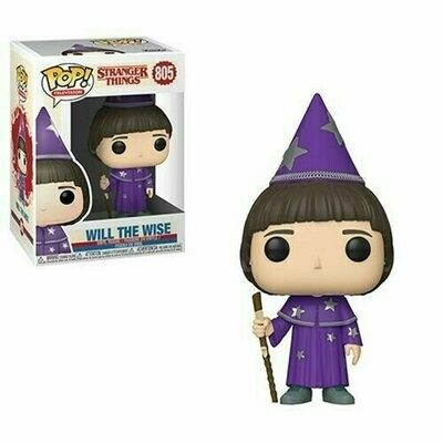 PREORDER 2019-10 Pop ! Television 805 - Stranger Things - Will The Wise