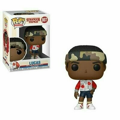 PREORDER 2019-10 Pop ! Television 807 - Stranger Things - Lucas