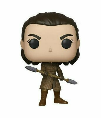 PRÉCOMMANDE 2019-10 Pop ! Game of Thrones - Arya with Two-Headed Spear
