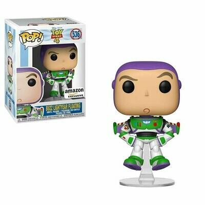 Pop ! Disney 536 - Toy Story 4 - Buzz Lightyear Floating (Amazon Exclusive)